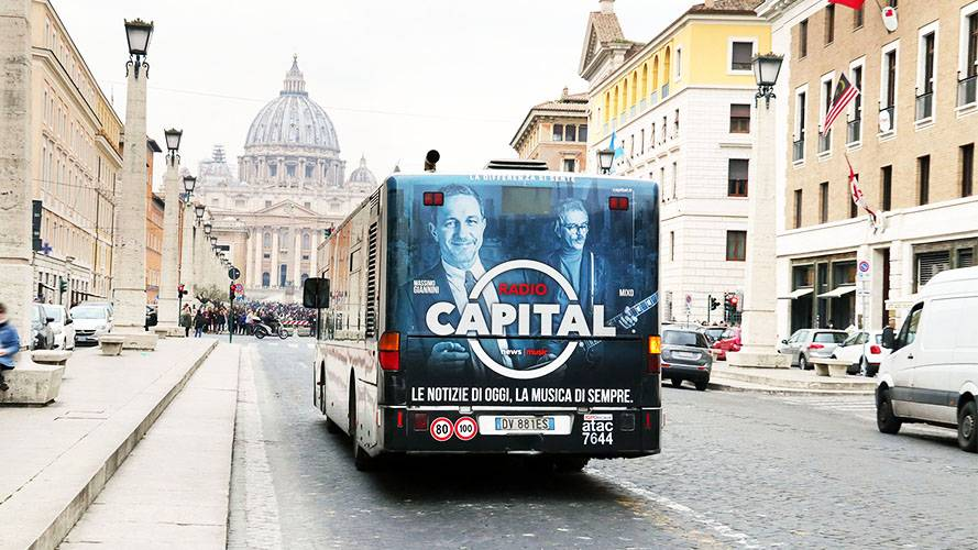 IGPDecaux Roma FullBack per Radio Capital