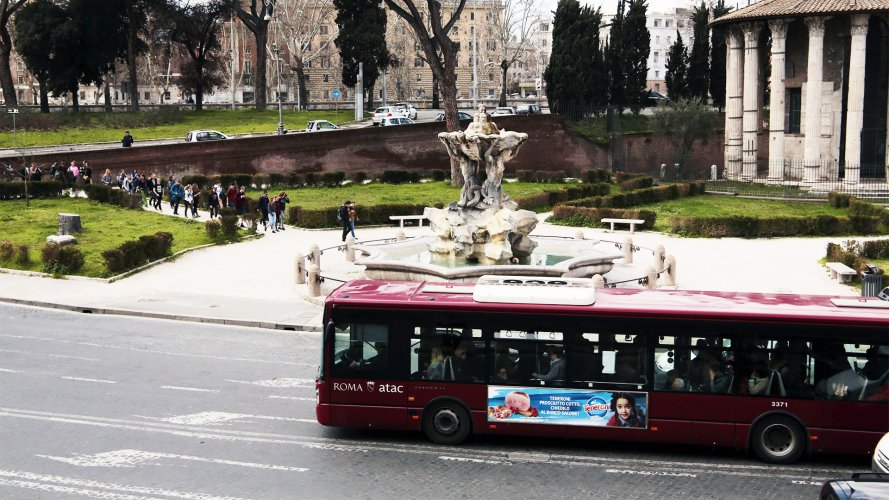 IGPDecaux Roma Side Banner per Salumifici Italiani