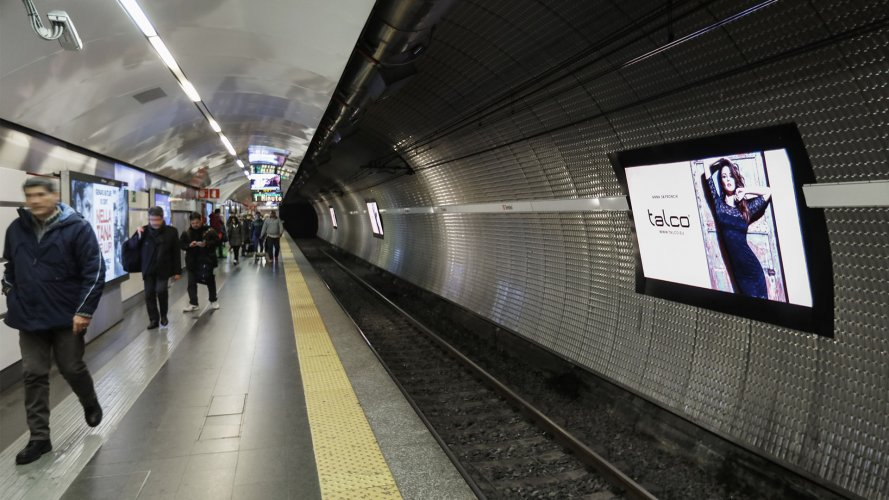 IGPDecaux Rome Underground Vision Network for Talco