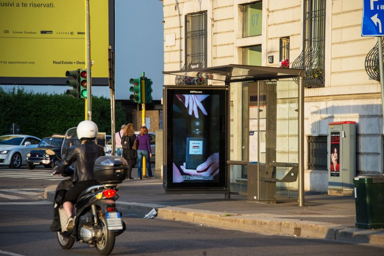 IGPDecaux Milan Vision Network for Tom Ford