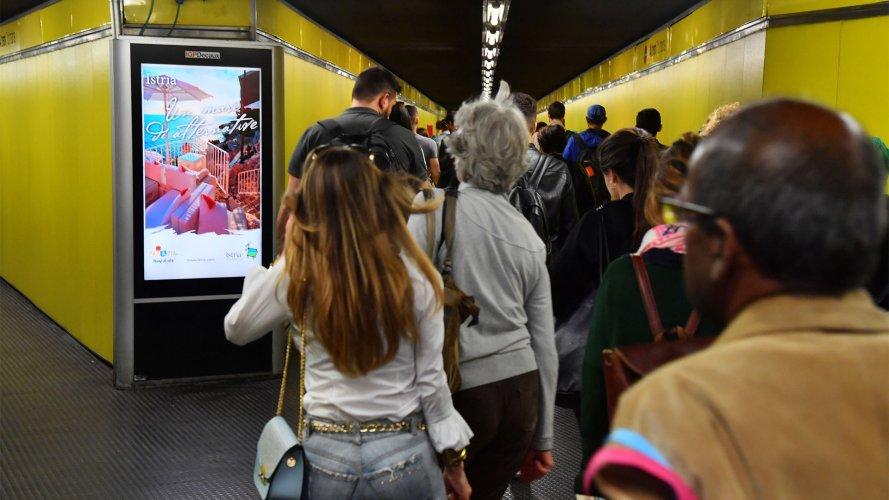 IGPDecaux Milano Network Vision Metropolitana per Turismo Istria