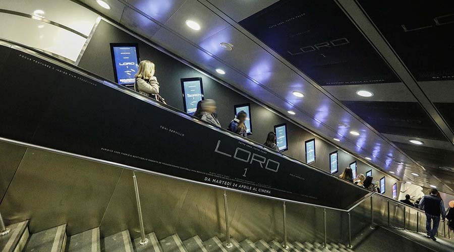 Digital Escalator