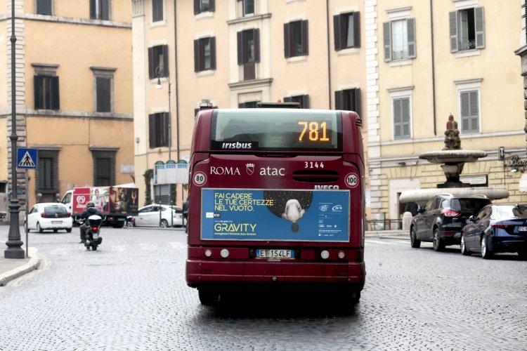 Pubblicità Out Of Home IGPDecaux Tabella 120/200x70 a Roma per museo Maxxi